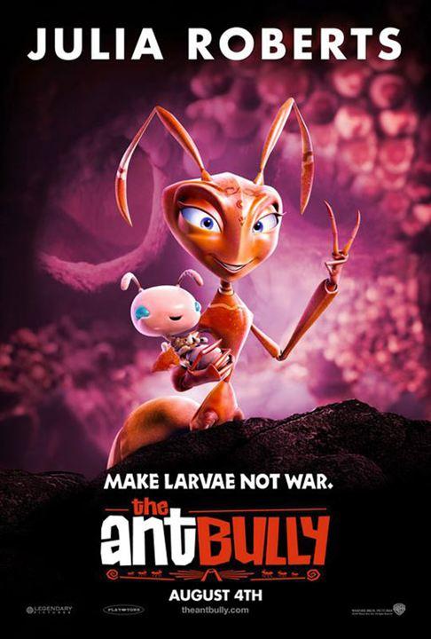 Lucas, fourmi malgré lui : Affiche John A. Davis