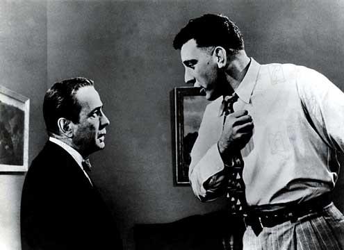 Plus dure sera la chute : Photo Humphrey Bogart, Mark Robson, Mike Lane