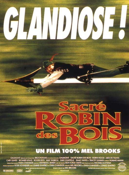 Sacré Robin des Bois: Mel Brooks, Cary Elwes