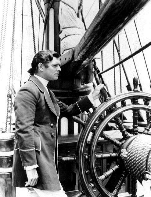 Les Révoltés du Bounty : Photo Clark Gable, Frank Lloyd
