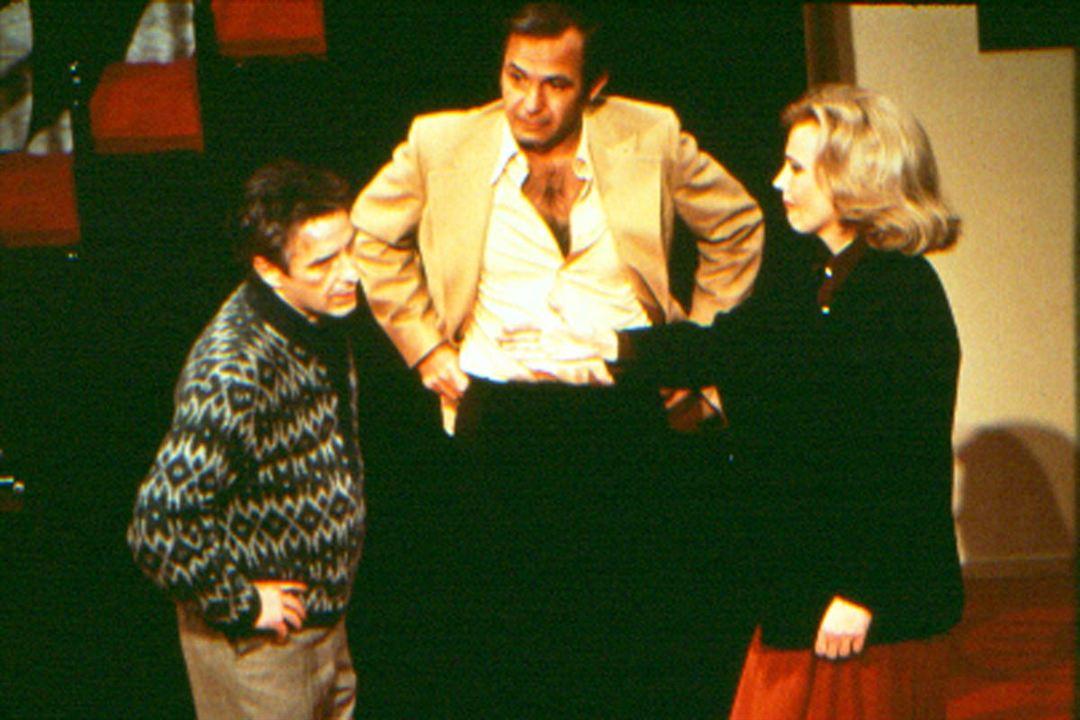 Opening Night : Photo John Cassavetes