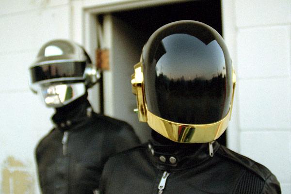 Daft Punk's Electroma : Photo Guy-Manuel de Homem-Christo, Thomas Bangalter