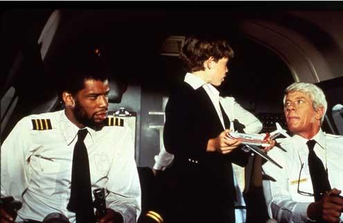 Y a-t-il un pilote dans l'avion ? : Photo Kareem Abdul-Jabbar, Peter Graves