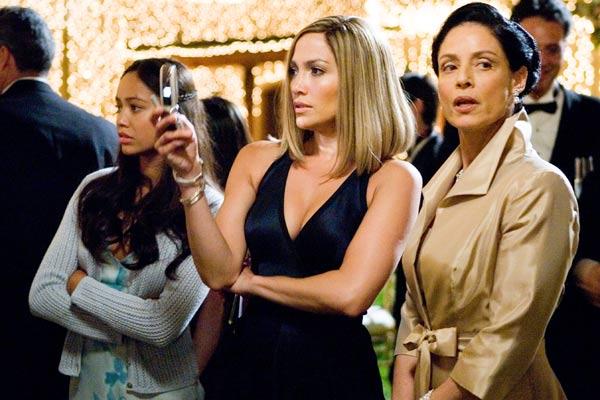 Maya Zapata, Jennifer Lopez et Sonia Braga