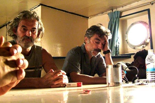 Cargo, les hommes perdus : Photo Alain Moussay, Léon Desclozeaux, Philippe Crubézy