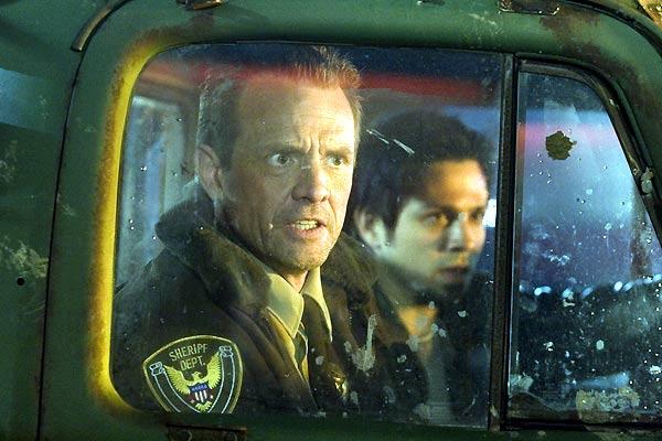 Planète terreur - un film Grindhouse : Photo Freddy Rodriguez, Michael Biehn