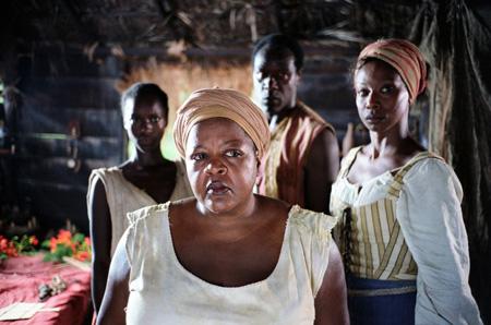 Tropiques amers : Photo Fatou N'Diaye, Jean-Michel Martial, Lucette Salibur, Thiam Aïssatou