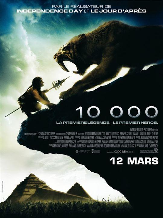 10 000: Roland Emmerich