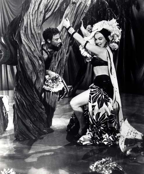 La Joyeuse Parade : Photo Marilyn Monroe, Walter Lang