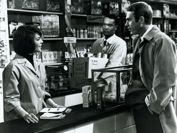 Photo Natalie Wood, Robert Mulligan, Steve McQueen