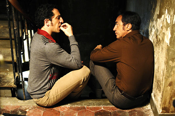 Gad Elmaleh et Richard Berry