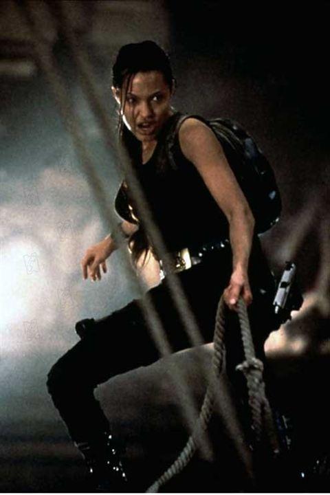 Angelina Jolie in Lara Croft: Tomb Raider (2001) | Lara