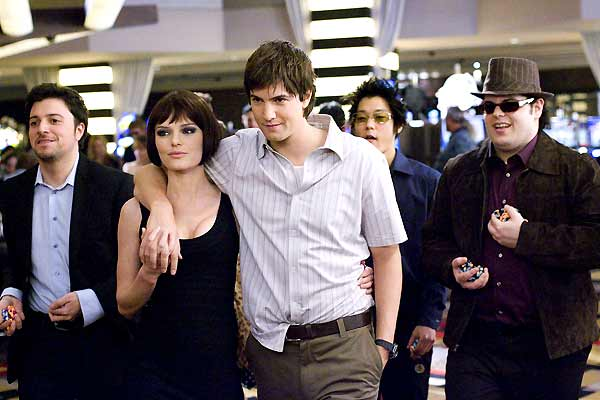 Las Vegas 21 : Photo Aaron Yoo, Jim Sturgess, Josh Gad, Kate Bosworth, Robert Luketic
