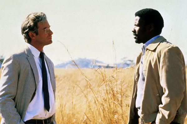 Kevin Kline et Denzel Washington