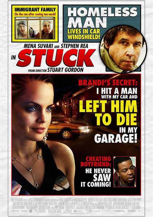 Stuck - Instinct de survie : Affiche Stuart Gordon