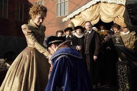 Elizabeth I : Photo Helen Mirren, Jérémie Covillault
