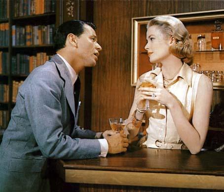 Frank Sinatra et Grace Kelly