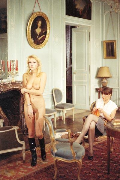Brigitte et moi : Photo Brigitte Lahaie