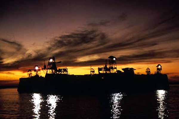 Waterworld : Photo Kevin Reynolds