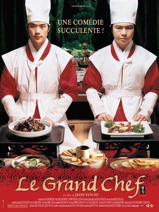 Le Grand Chef: Jeon Yun-su