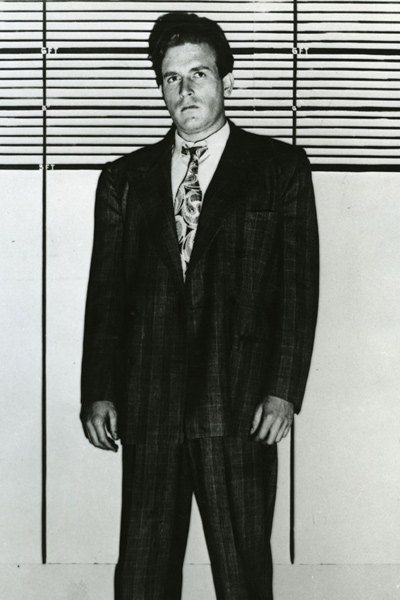 Dillinger : Photo Lawrence Tierney, Max Nosseck
