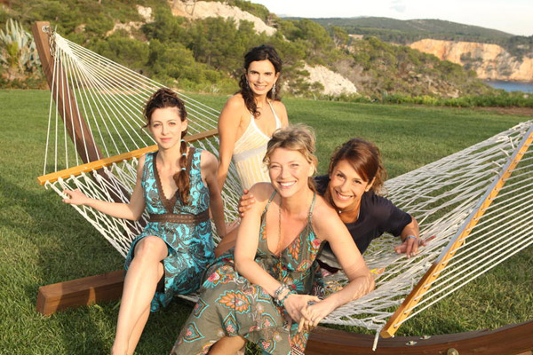 Vive les vacances : Photo Cécile Bois, Gwenaëlle Simon, Julie Dray, Tania Garbarski