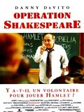 Opération Shakespeare : Affiche
