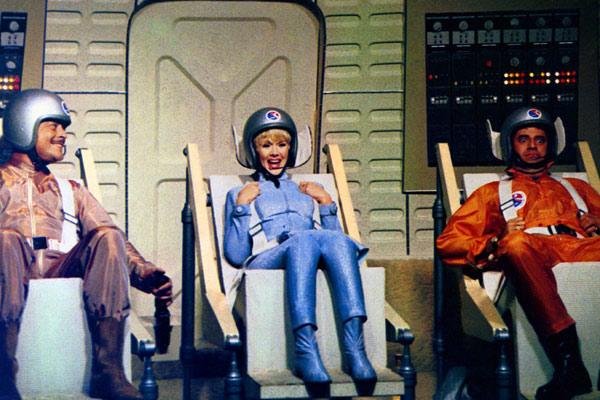 Tiens bon la rampe Jerry : Photo Connie Stevens, Gordon Douglas, Jerry Lewis