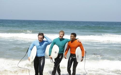 90210 Beverly Hills Nouvelle Génération : Photo Matt Lanter, Trevor Donovan, Tristan Wilds