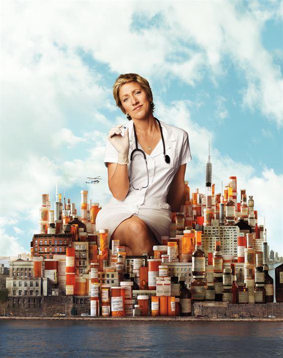 Nurse Jackie : Photo Edie Falco