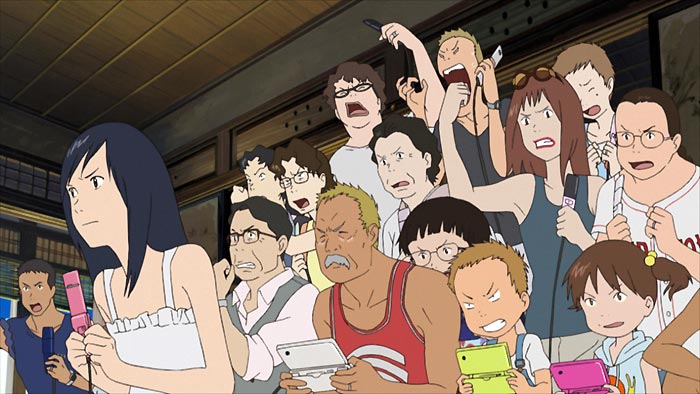 Summer Wars: Mamoru Hosoda