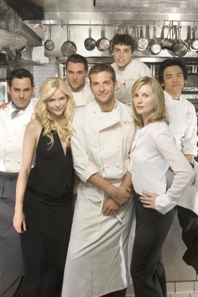 Kitchen Confidential : Photo Bonnie Somerville, Bradley Cooper, Jaime King, John Cho, John Francis Daley
