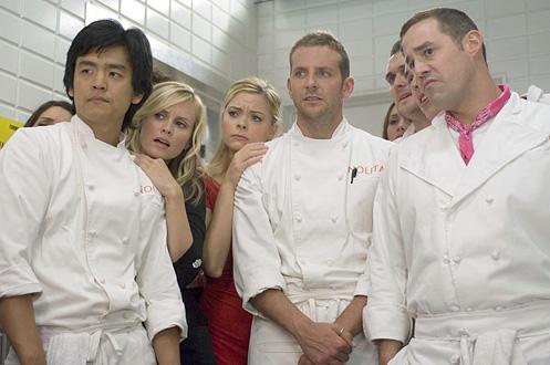 Kitchen Confidential : Photo Bonnie Somerville, Bradley Cooper, Jaime King, John Cho, Nicholas Brendon