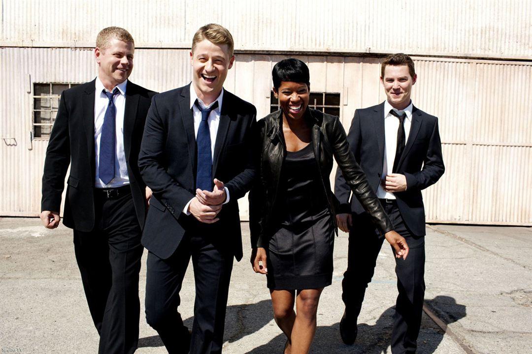 Southland : Photo Ben McKenzie, Michael Cudlitz, Regina King, Shawn Hatosy