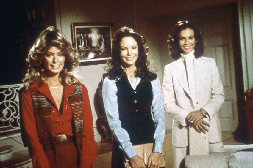 Drôles de dames : Photo Farrah Fawcett, Jaclyn Smith, Kate Jackson