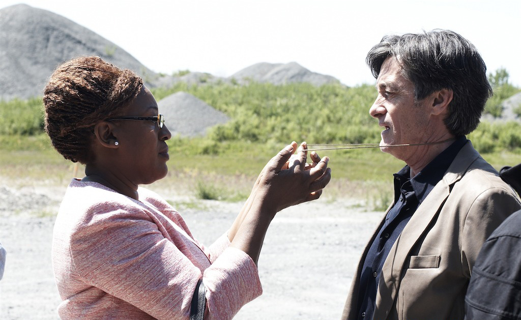 Photo CCH Pounder, Roger Rees