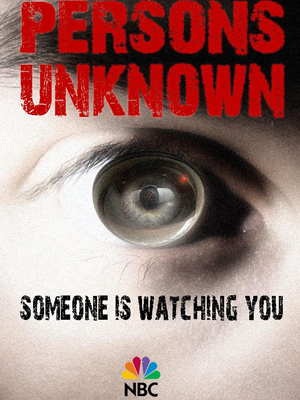 Persons Unknown : Affiche