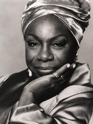 Affiche Nina Simone