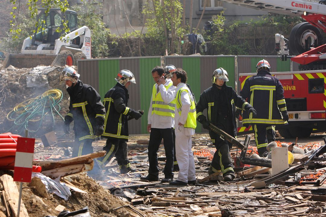 Équipe médicale d'urgence : Photo Christian Vadim, Frédéric Quiring