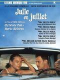 Julie en juillet : Affiche
