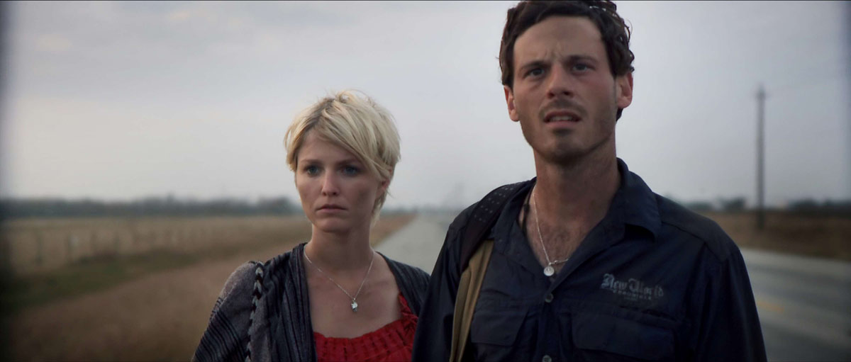 Whitney Able et Scoot McNairy