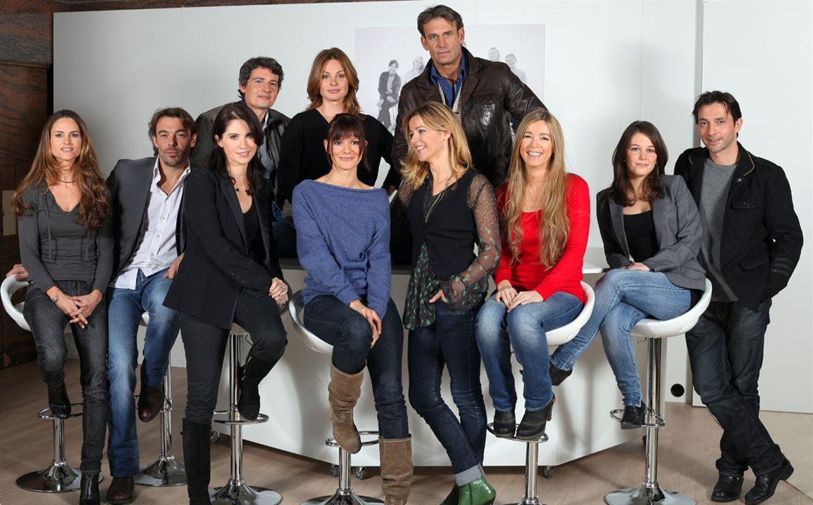 Photo Carole Dechantre, Coralie Caulier, Hélène Rolles, Isabelle Bouysse, Laly Meignan