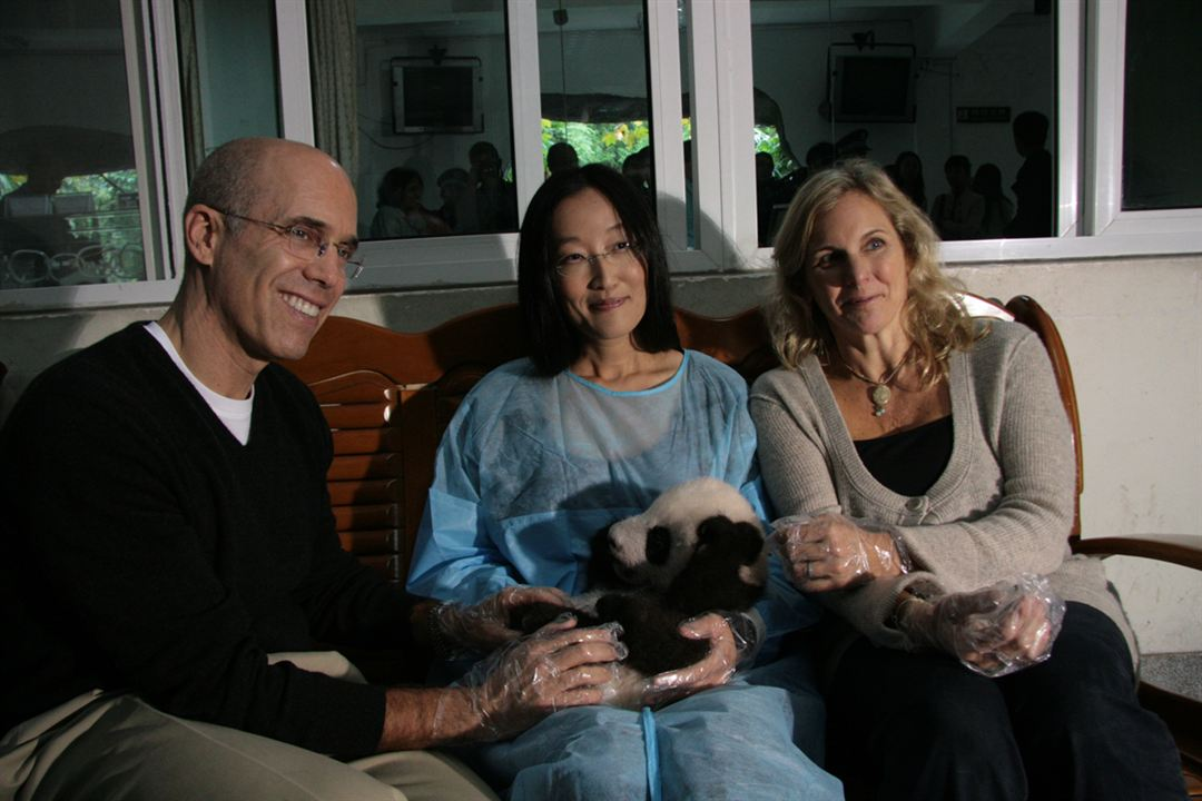 Kung Fu Panda 2 : Photo Jeffrey Katzenberg, Jennifer Yuh Nelson