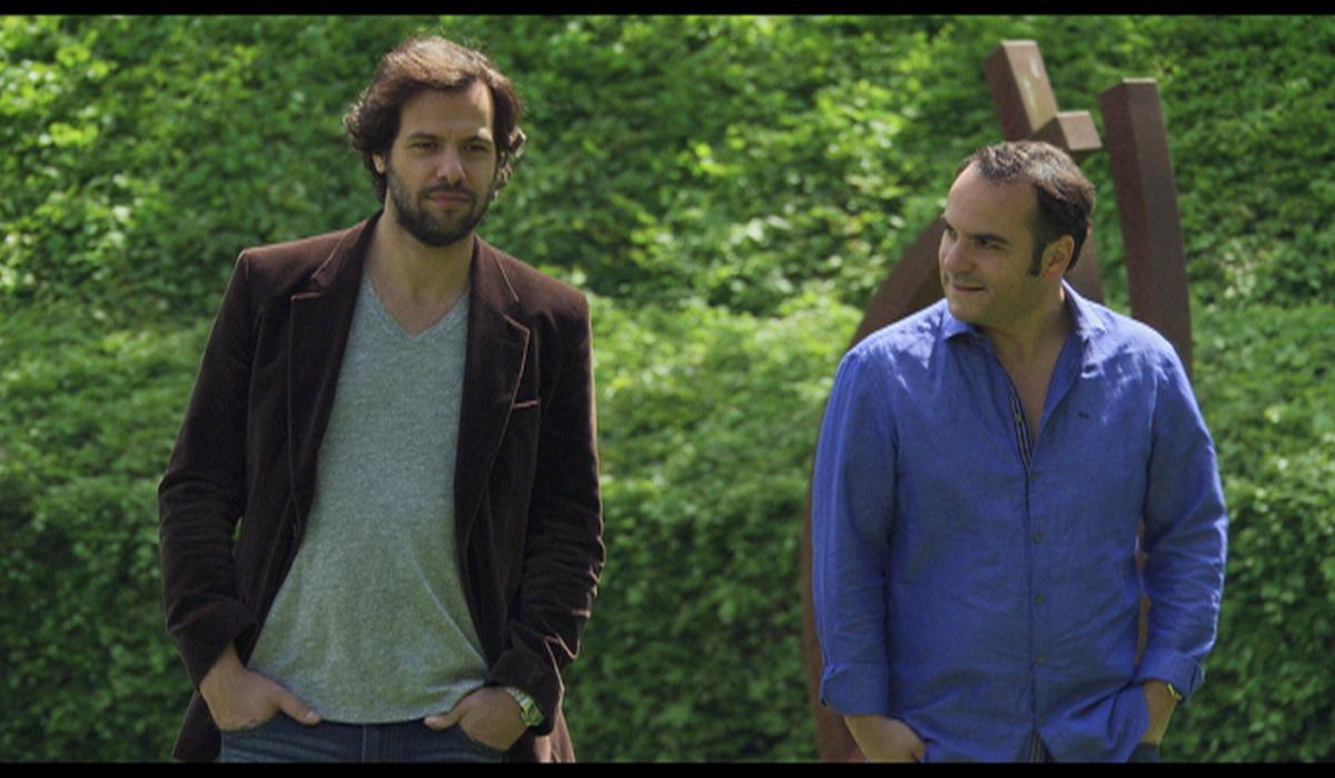 François-Xavier Demaison & Laurent Lafitte