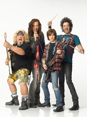 I'm In The Band : Ma Vie de Rocker : Affiche