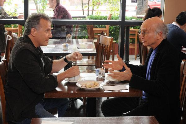The Paul Reiser Show : Photo Larry David, Paul Reiser
