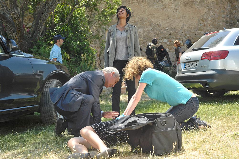 Photo Clémence Boué, Dorylia Calmel, Florence Hebbelynck, Jérôme Anger