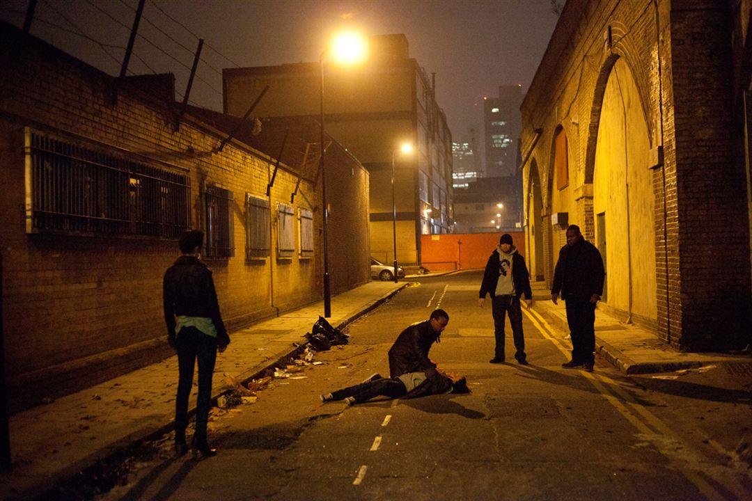 Sket, le choc du ghetto