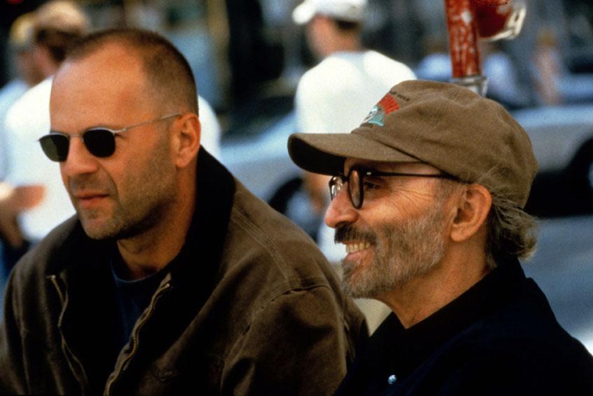 Code Mercury : Photo Bruce Willis, Harold Becker