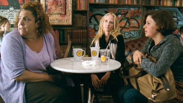 That's What She Said : Photo Alia Shawkat, Anne Heche, Marcia DeBonis
